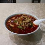 中国美食 唐苑酒楼 - マーラータンメン(激辛)
