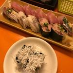 名前のない寿司屋 -
