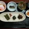 黒薙温泉旅館 - 料理写真:山菜定食