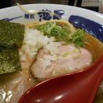 濃厚煮干しそば 麺匠 濱星 - ¥730