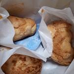 ビアードパパ - 料理写真:シュークリーム
