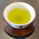 アーユルヴェーダ・カフェ ディデアン - 和食のお煎茶