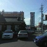 Sobadokoroyamashina - 店の外観