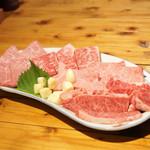 味一 - ☆和牛お試し盛り 3800円