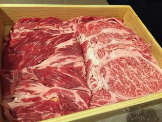 肉山の一階