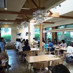 パークサイドカフェ - パークサイドカフェ