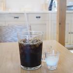 パークサイドカフェ - アイスコーヒー