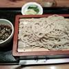 辰巳屋 - 料理写真:セットの盛り蕎麦
