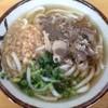 Gansosankaiudon - 料理写真:肉うどん