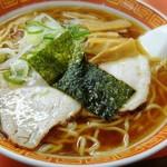 支那そば太郎 - 料理写真:「支那そば(大盛)」¥850税込