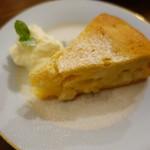 トヨクニ・コーヒー - チーズケーキ