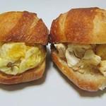 パンドール - レモンとナッツのフランスパン