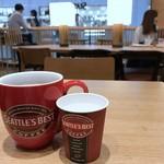 シアトルズ・ベスト・コーヒー 阪急三番街店 -