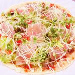 シップ・シェイプ - 自家製ピッツァなどオリジナル料理をお楽しみ下さい。