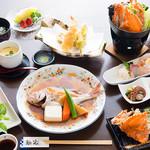 魚家 - 料理写真:お祝い懐石