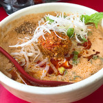 73890358 - 汁あり坦々麺