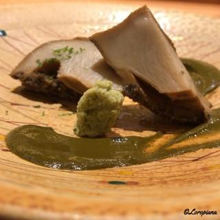 粋・丸新 - 料理写真:常磐産の煮あわび