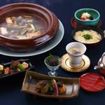 京料理 かじ - 丸鍋コース(すっぽん)