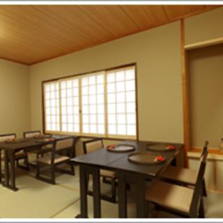 【完全個室】畳の香りが日本の美を表現