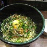 麺屋かまし - かまし麺玉子先