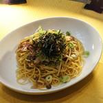 バードランド 2 - 和風きのこスパゲティー