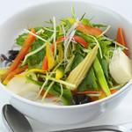 Villabli Garden - 【麺】豆腐と野菜のフォー