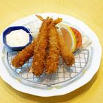 バードランド 2 - ~自家製タルタルソース~エビフライ定食