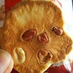 セーブオン - 料理写真:甘くてサクサクで美味しいピーナッツせんべい