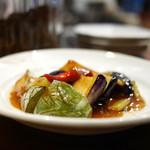 52 - 茄子の甘辛炒め
