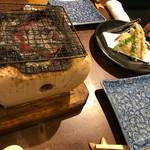 備長炭火焼 じげ 築地店  -