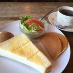 コーヒーハウスカナダ - 料理写真: