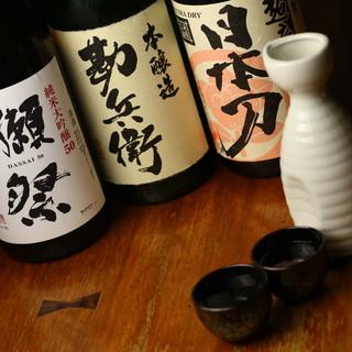 当店は◆プレミアム達人店◆日本酒、焼酎、ウイスキーも◎