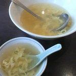 7391999 - サービス玉子スープ