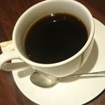 中国菜はら川 - コーヒー♪