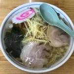 めん一番 - 料理写真:生姜ラーメン