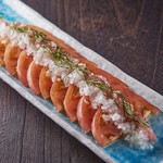 焼肉居酒家 韓の台所 - トマトスライス