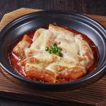 焼肉居酒家 韓の台所 - チーズトッポギ