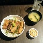 芝大門 さくら -    穴子丼