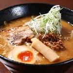 北海道ラーメン 大地 - 料理写真: