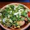 麺屋7.5Hz - 料理写真:中華そば味玉入りネギ追加