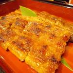うなぎ処福 - 鰻の蒲焼き
