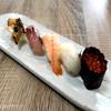 にぎり寿司5貫