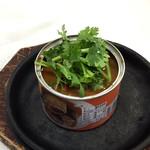 旬鮮台所 ZEN - パクチーさば味噌缶