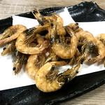 旬鮮台所 ZEN - 芝海老のから揚げ