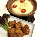 旬鮮台所 ZEN - チーズ辛豚カルビ