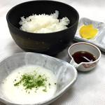旬鮮台所 ZEN - とろろご飯