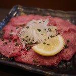 熔岩焼肉 牛火 - タン