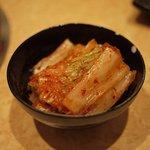 熔岩焼肉 牛火 - キムチ