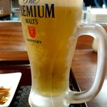 一酵や - 生ビール