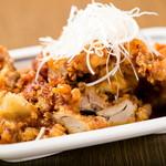 中華料理 香香 - 料理写真:油淋鶏